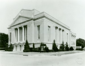 Temple Emanu-El  South Boulevard